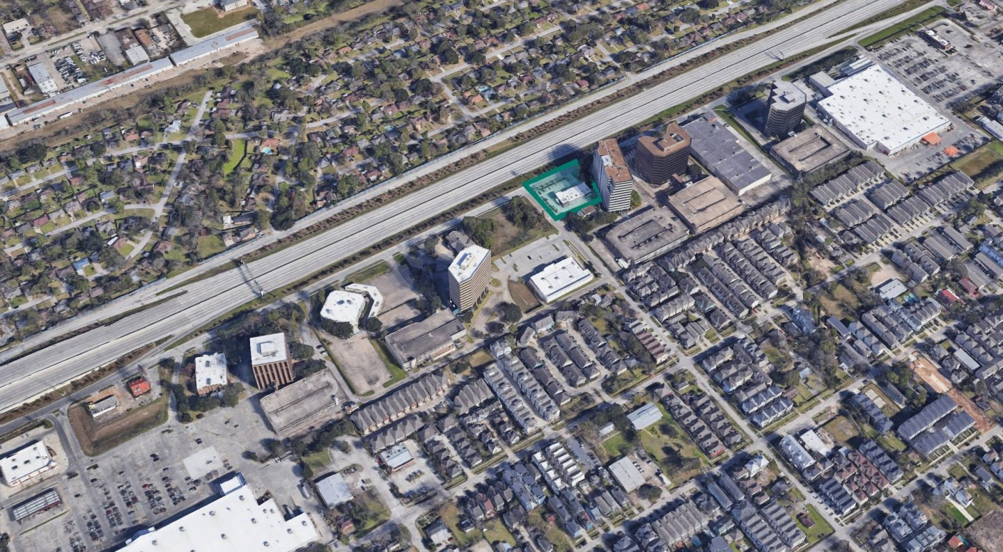 Retail Development in The Heights