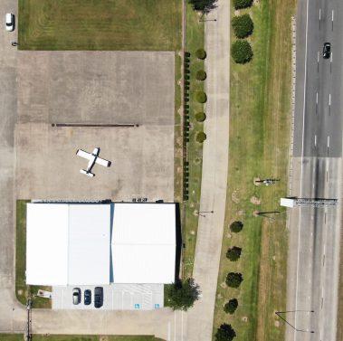 Class A Office + Hangar on Highway 6 Across from Constellation Field, Sugar Land